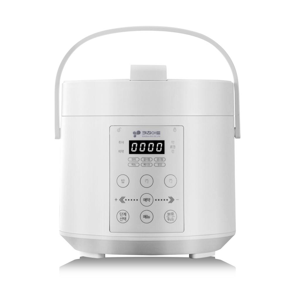 키친아트 스마트 압력밥솥 3~4인용, KRH-W3000