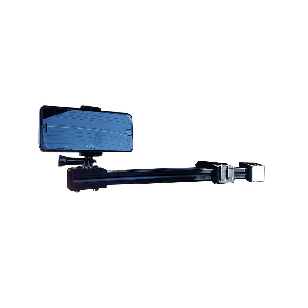 [핸드폰 자동차 헤드레스트] 파라그랩 제네시스 쿠페 차량용 헤드레스트 스마트폰 카메라 거치대 GCH400S, 1개, 혼합색상 - 랭킹10위 (57000원)