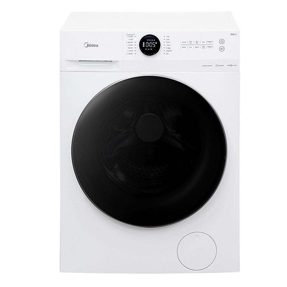 미디어 루나 드럼 세탁기 MF200W120B/W-KR 12kg 방문설치, MF200W120B/W-KR(화이트)