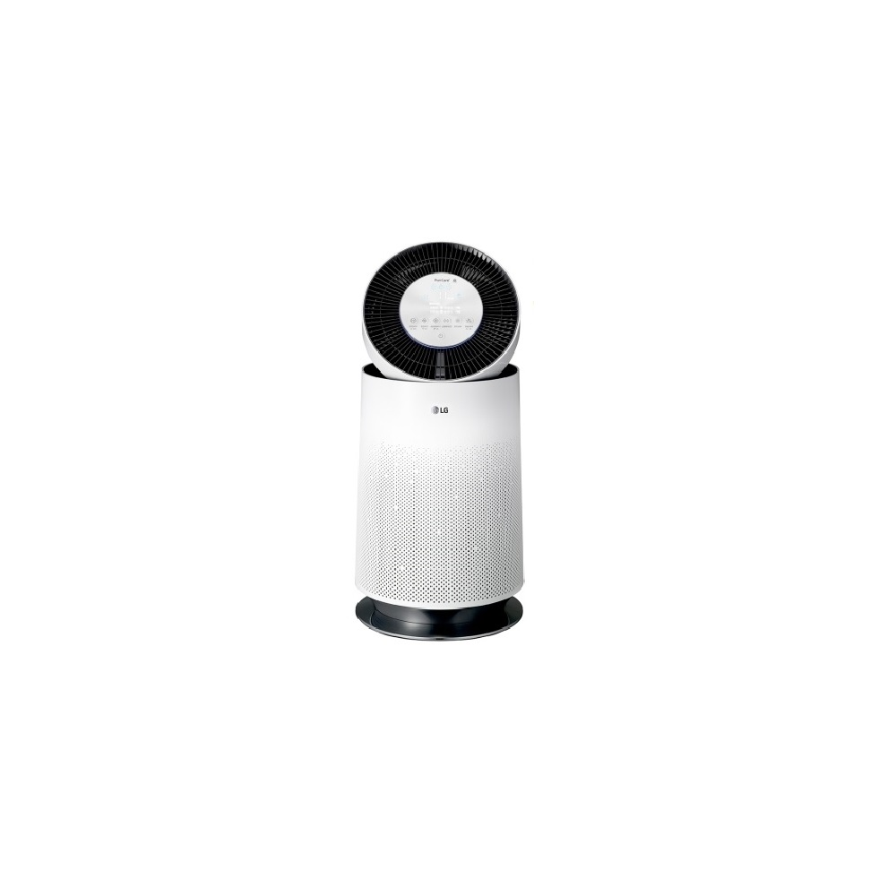 LG전자 퓨리케어 360도 공기청정기 플러스 AS181DWFC 59.4㎡