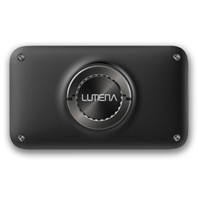 루메나 LUMENA2 LED 랜턴 + 양방향 S-비너, 메탈블랙(랜턴), 1세트-10-4757985561