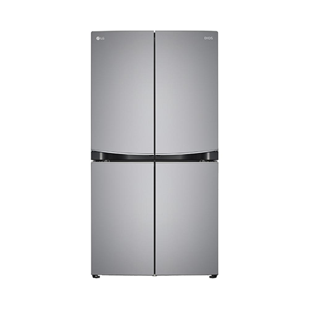 LG전자 디오스 더블 매직스페이스 상냉장 하냉동 냉장고 F873TS55 870L 방문설치