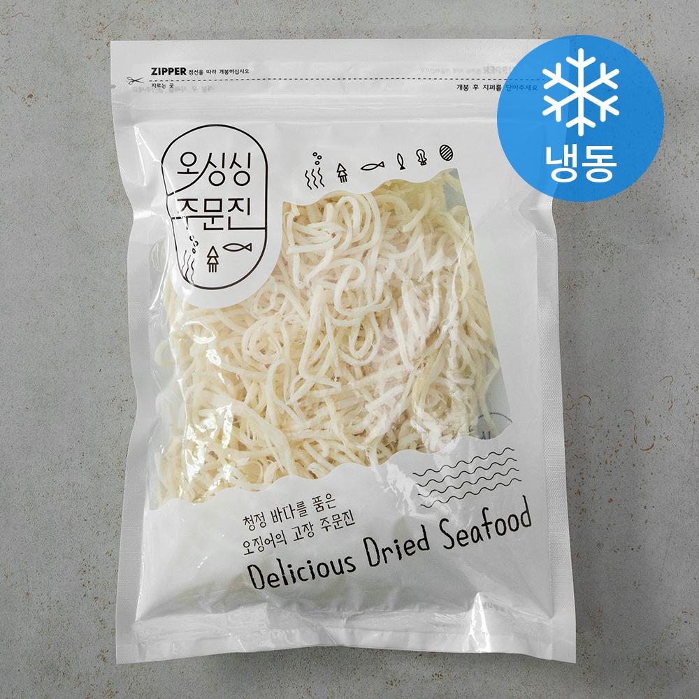오싱싱 백진미 오징어채 (냉동), 300g, 1개