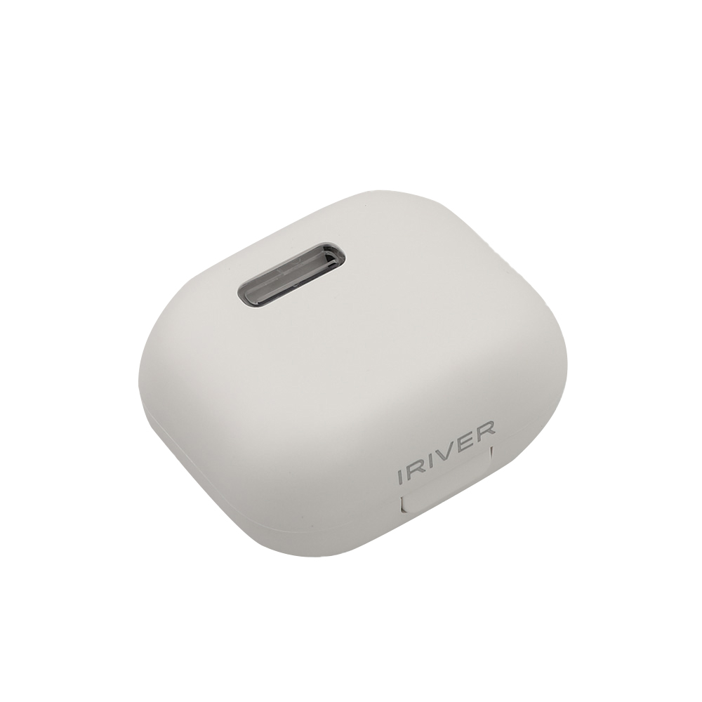 아이리버 충전식 UVC LED 미니 칫솔살균기 TBS-330U, 밀키화이트-12-4848170841