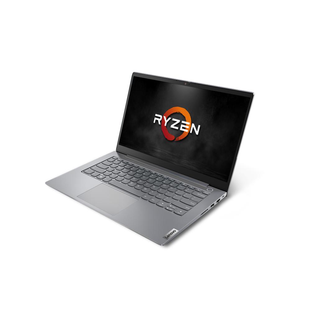 레노버 씽크북 미네랄그레이 노트북 14ARE 20VFA00KKR (라이젠7-4800U 35.56cm)  윈도우 미포함  256