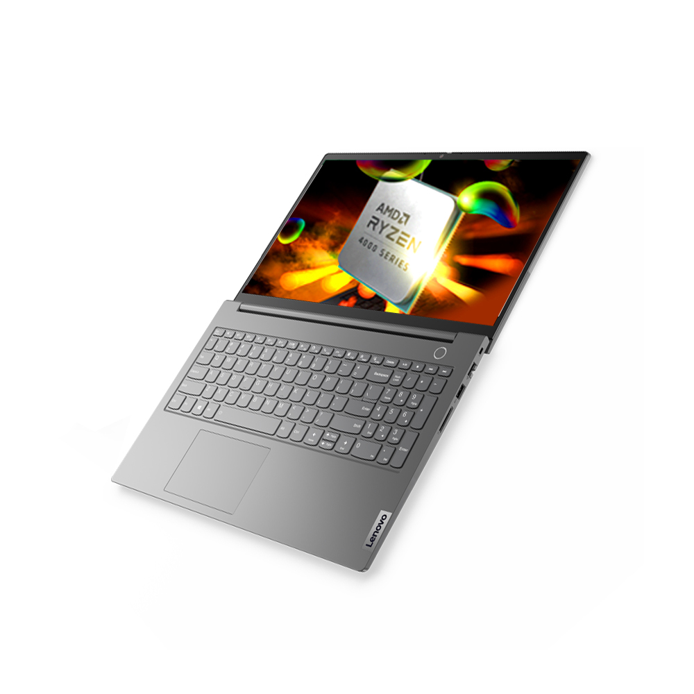 레노버 Thinkbook 15 미네랄그레이 노트북 Gen2 ARE 20VGA001KR (라이젠7-4700U 39.6cm), 윈도우 미포함, 256GB, 8GB