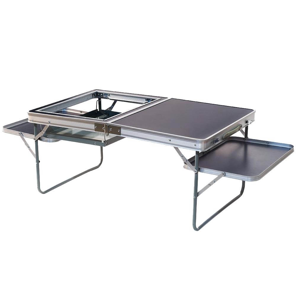 확장형 접이식 바베큐 테이블 DW-4Q-10-4874216252