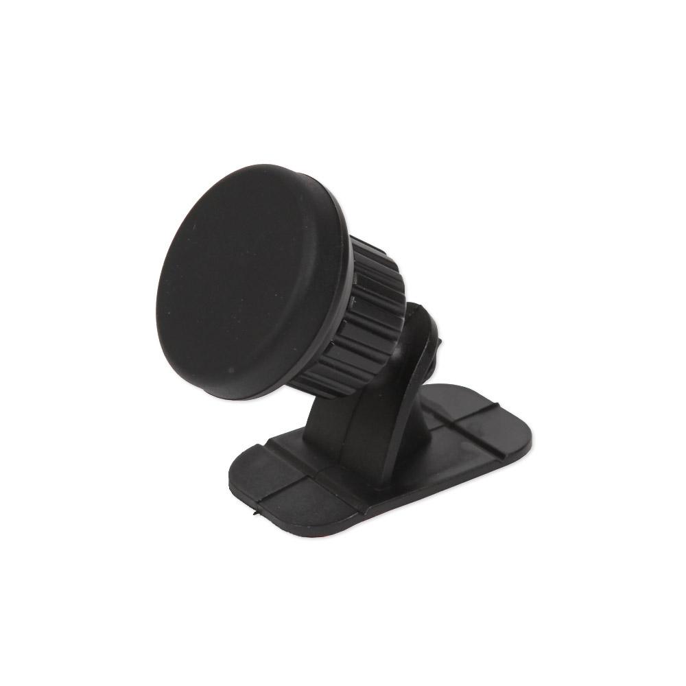 [마그네틱 거치대] 케이엠모터스 착착 마그네틱 스마트폰 거치대, 1개, 블랙 - 랭킹60위 (16600원)