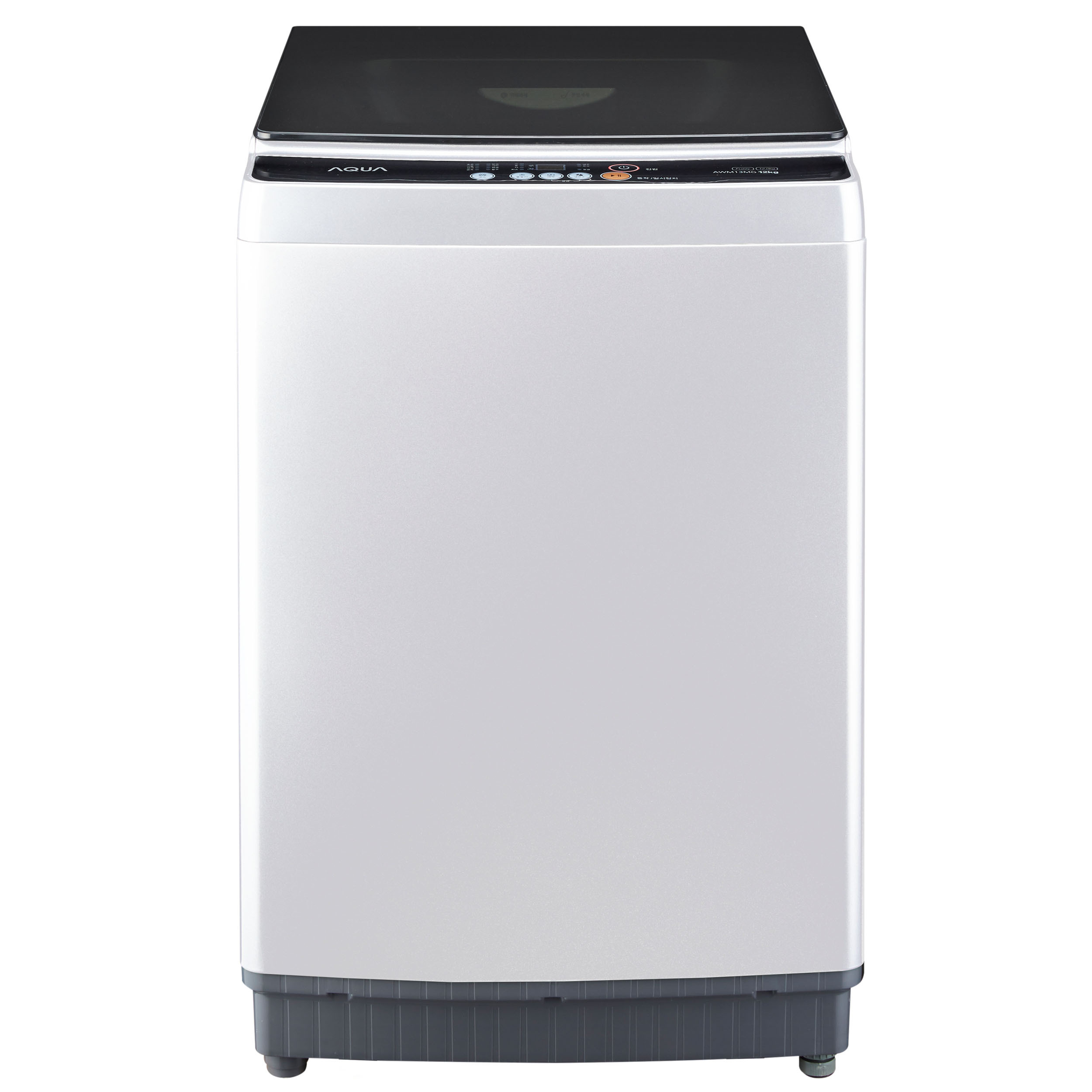 하이얼 아쿠아 일반통돌이 소형 세탁기 10KG 방문설치, AWM10ML(라이트그레이)