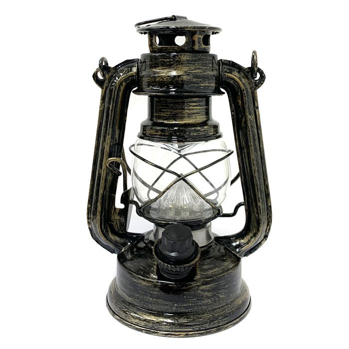 클래식 LED 감성 캠핑랜턴 호롱불 J93 24cm, 엔틱, 1개