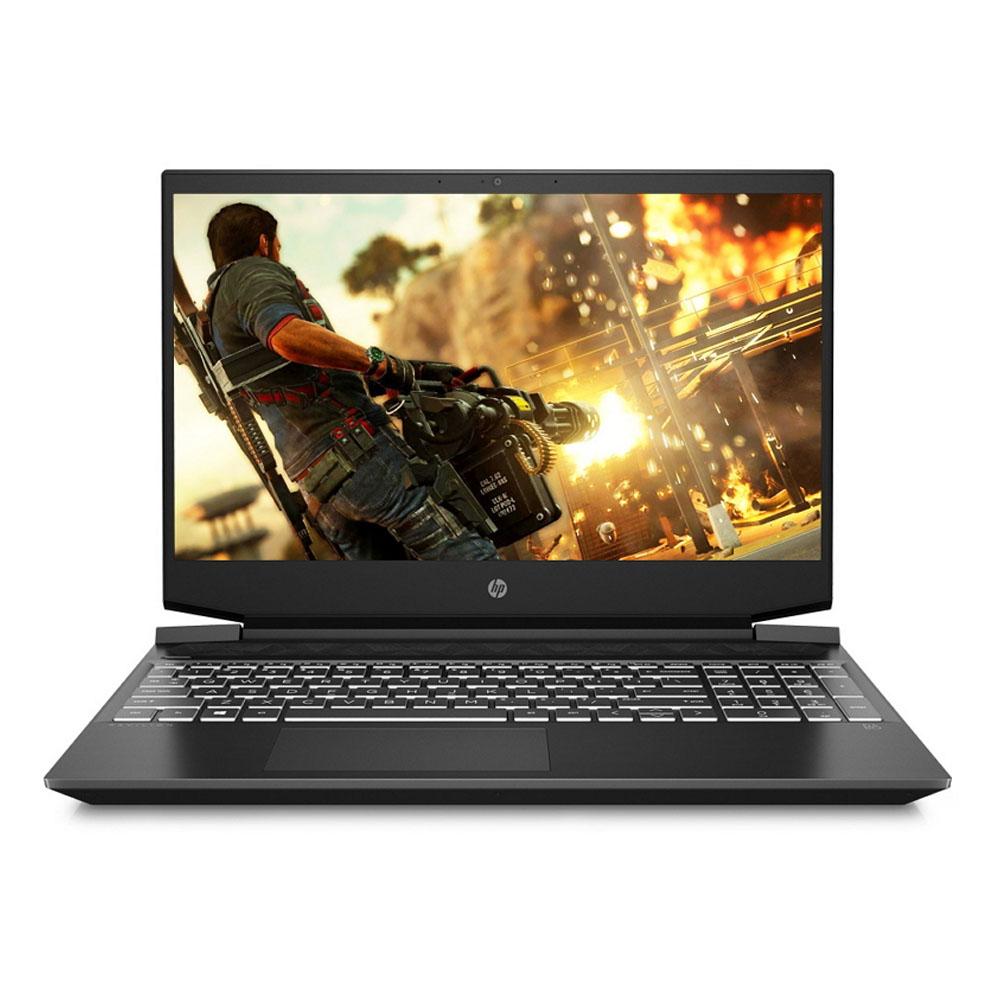 HP 노트북 Pavilion Gaming 15-ec1059AX (라이젠7-4800H 39.62cm GTX 1660Ti Max-Q), 512GB, 윈도우 미포함, 16GB
