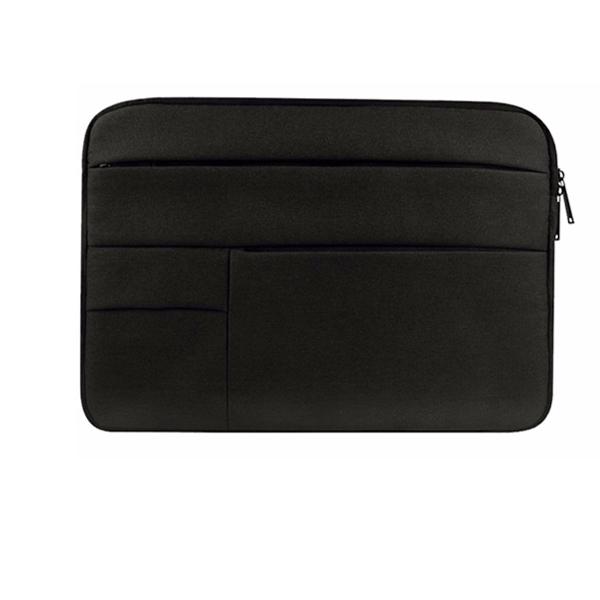 LG 그램 전용 포켓 노트북 파우치, 블랙