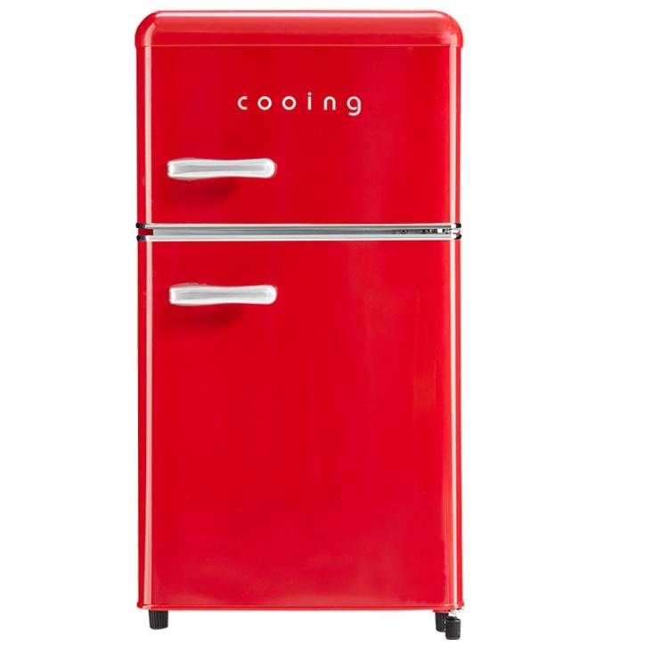 쿠잉 북유럽 스타일리쉬 소형 냉장고, REF-D85R