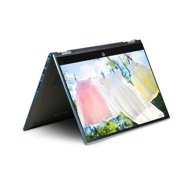 HP x360 파빌리온 노트북 14-dw1050TU (i5-1153G7 35.56cm WIN10 Home), 윈도우 포함, 512GB, 8GB
