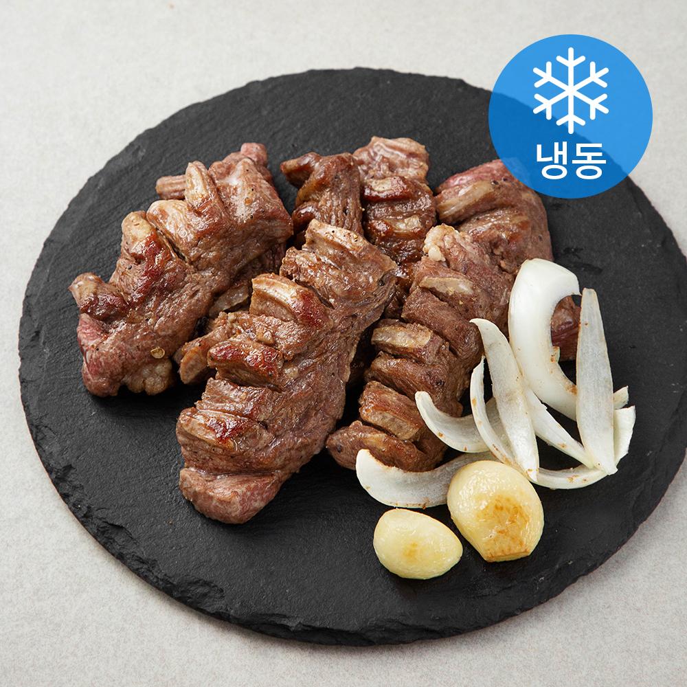 플레잇 호주산 램 양꽃갈비살 (냉동), 500g, 1개