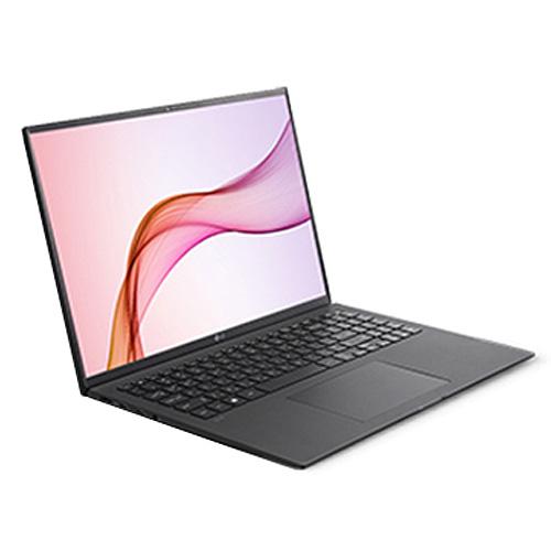 LG전자 그램 옵시디안 블랙 노트북 16ZD90P-GX5LK (i5-1135G7 40.6cm), 윈도우 미포함, 256GB, 16GB