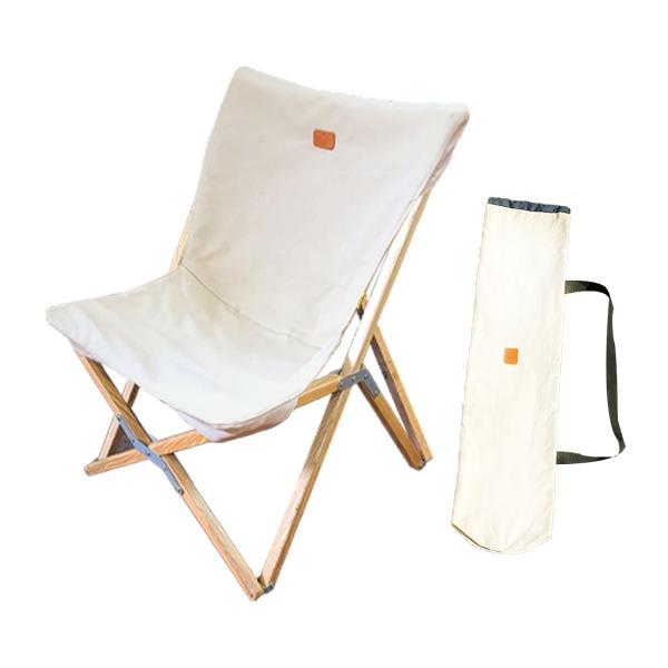 캠퍼스파라다이스 젤코바 캠핑체어 프레임 + 커버 세트, 옥스포드 아이보리(의자 커버)