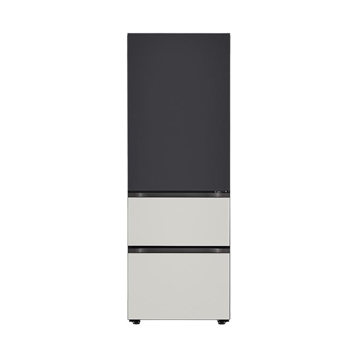 LG전자 오브제컬렉션 김치냉장고 블랙그레이 Z330MBG151 323L 방문설치