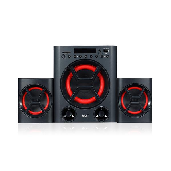 LG전자 XBOOM 오디오, LK72B, 블랙