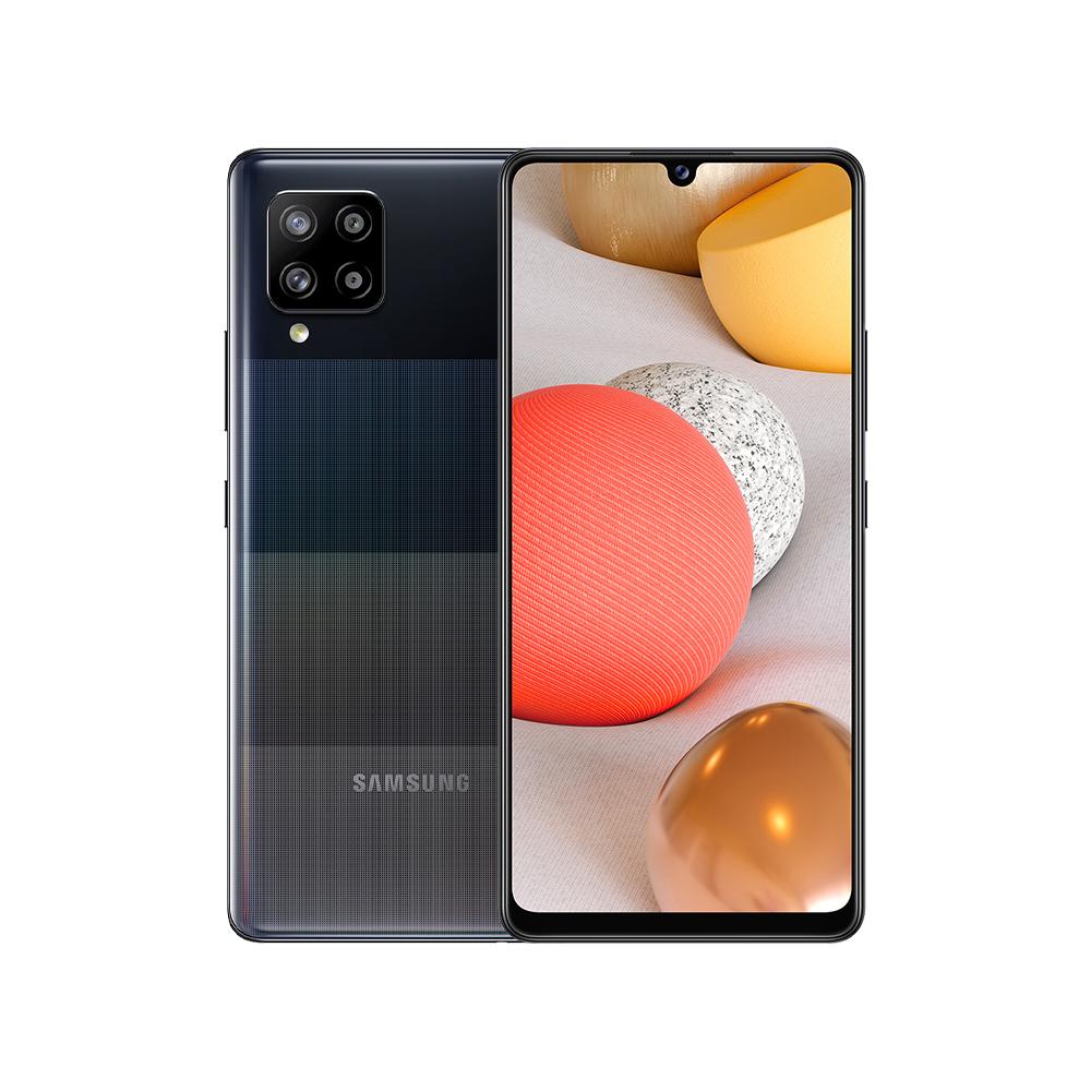 삼성전자 갤럭시 A42 자급제 핸드폰 128GB, SM-A426N, 프리즘 닷 블랙