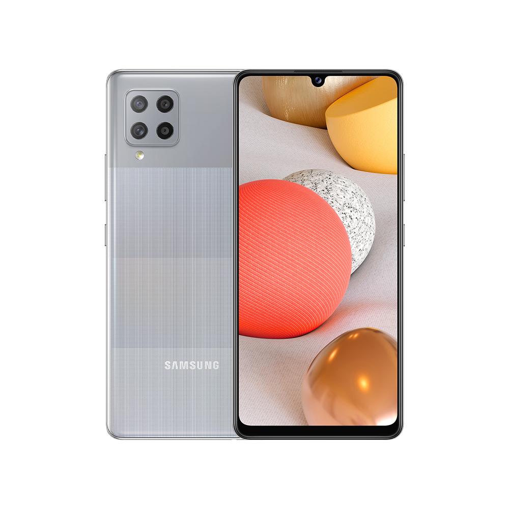 삼성전자 갤럭시 A42 자급제 핸드폰 128GB, SM-A426N, 프리즘 닷 그레이