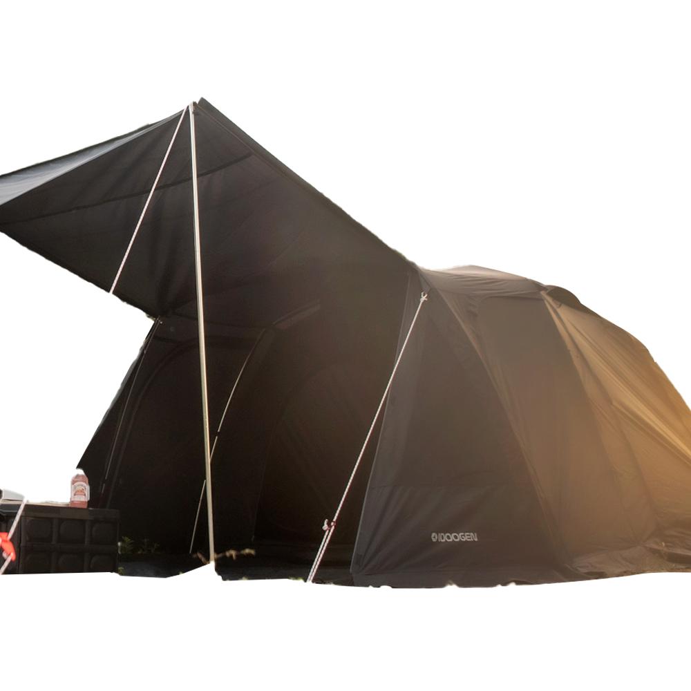 아이두젠 마운트프로 돔 텐트, 블랙