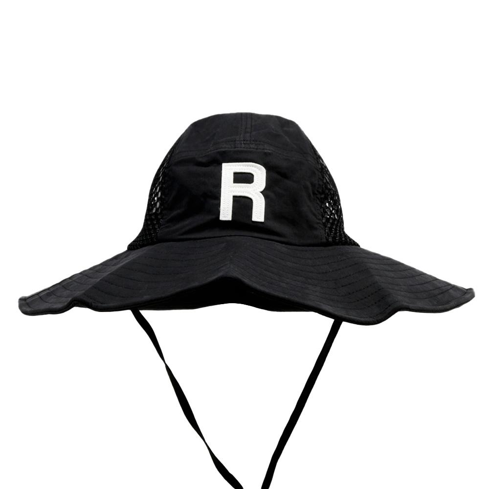 릿지라인 부니햇 등산 챙 모자, Black