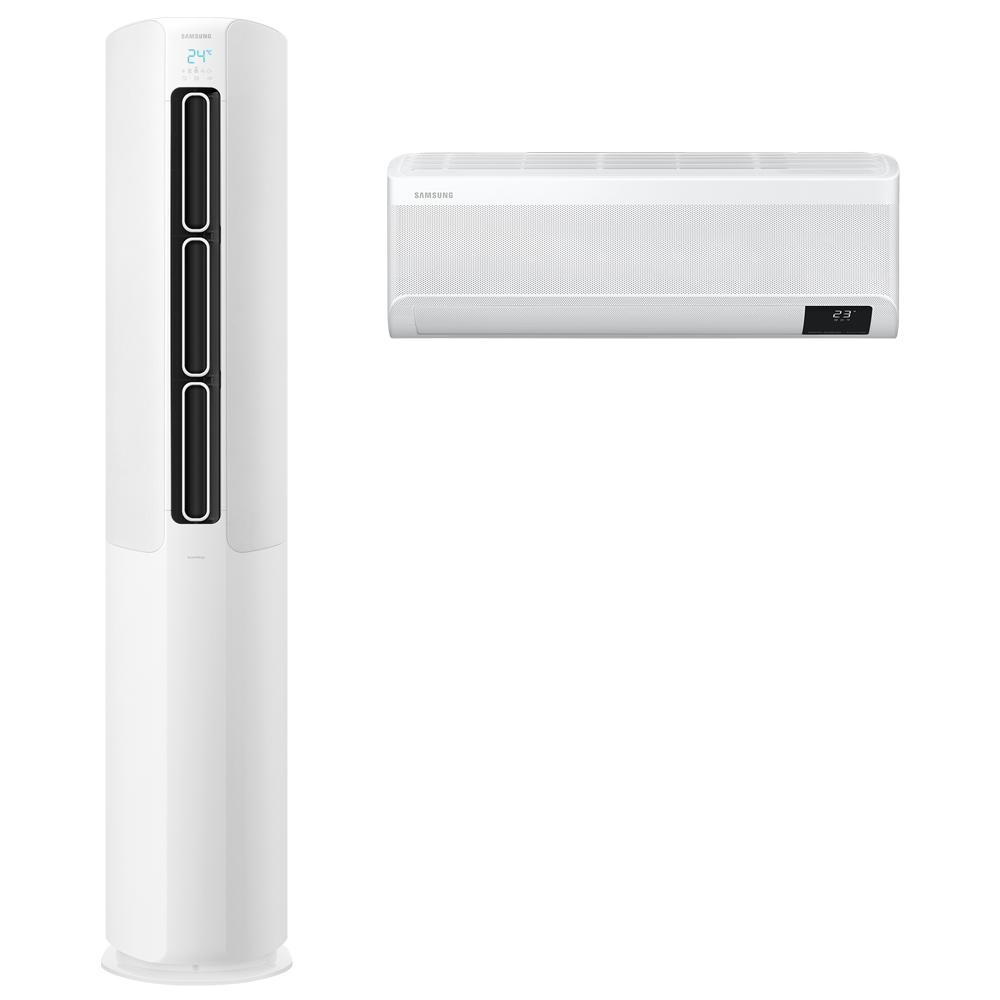 삼성전자 무풍갤러리 에어컨 홈멀티형 세트 AF16T5774WSRT 방문설치, 매립배관형
