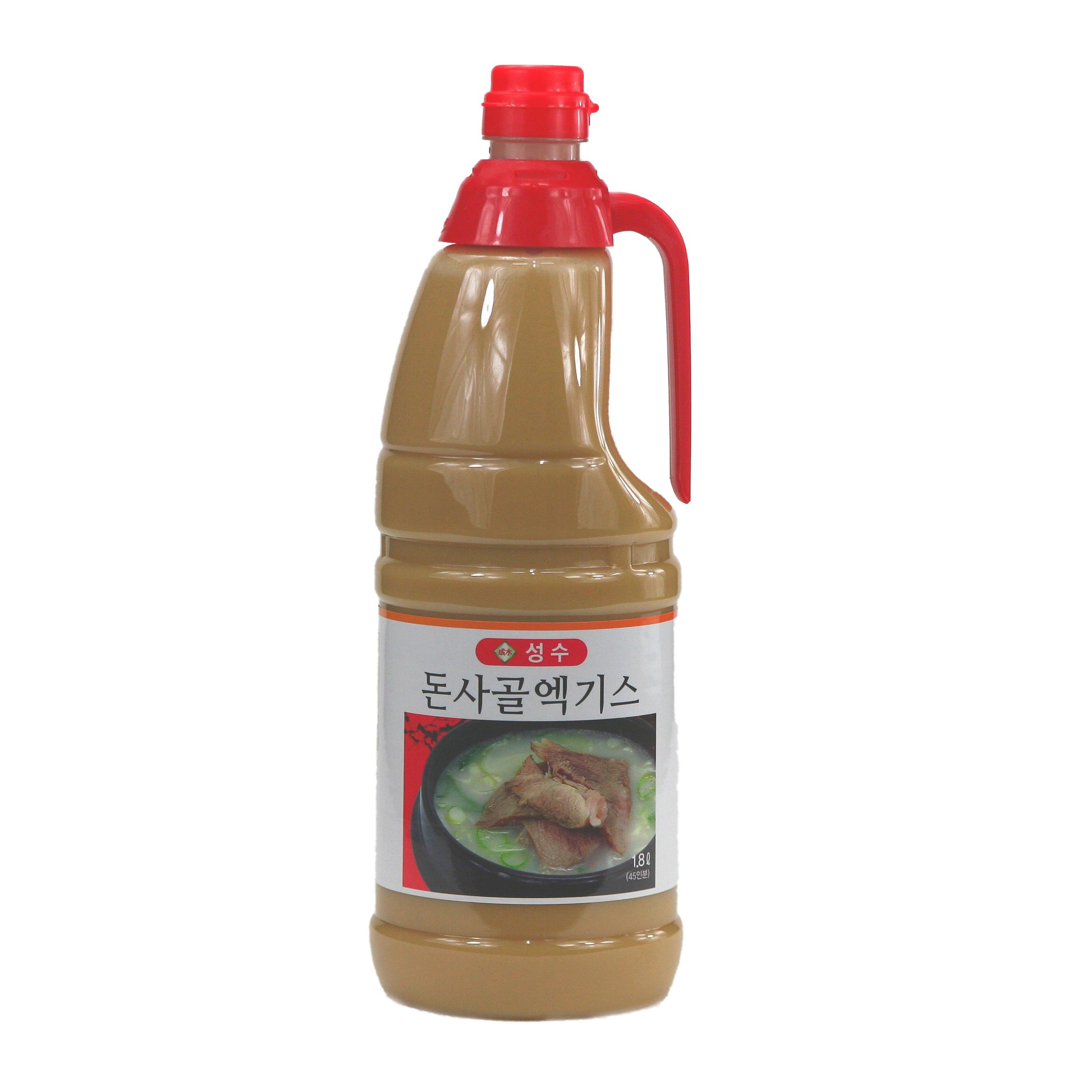 성수 돈사골 엑기스, 1개, 1800ml