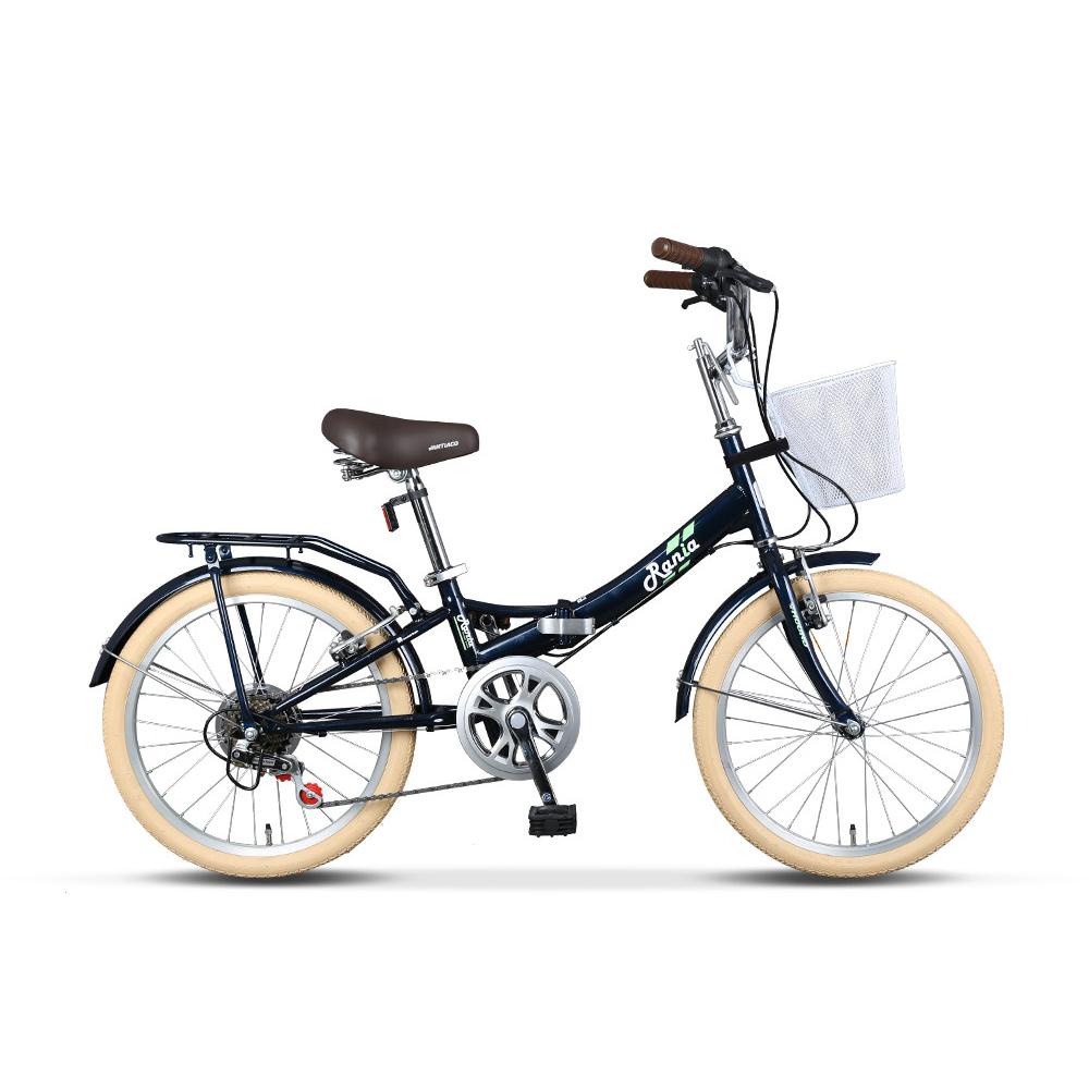 미니 벨로 접이식 자전거 20 RANIA, 혼합색상
