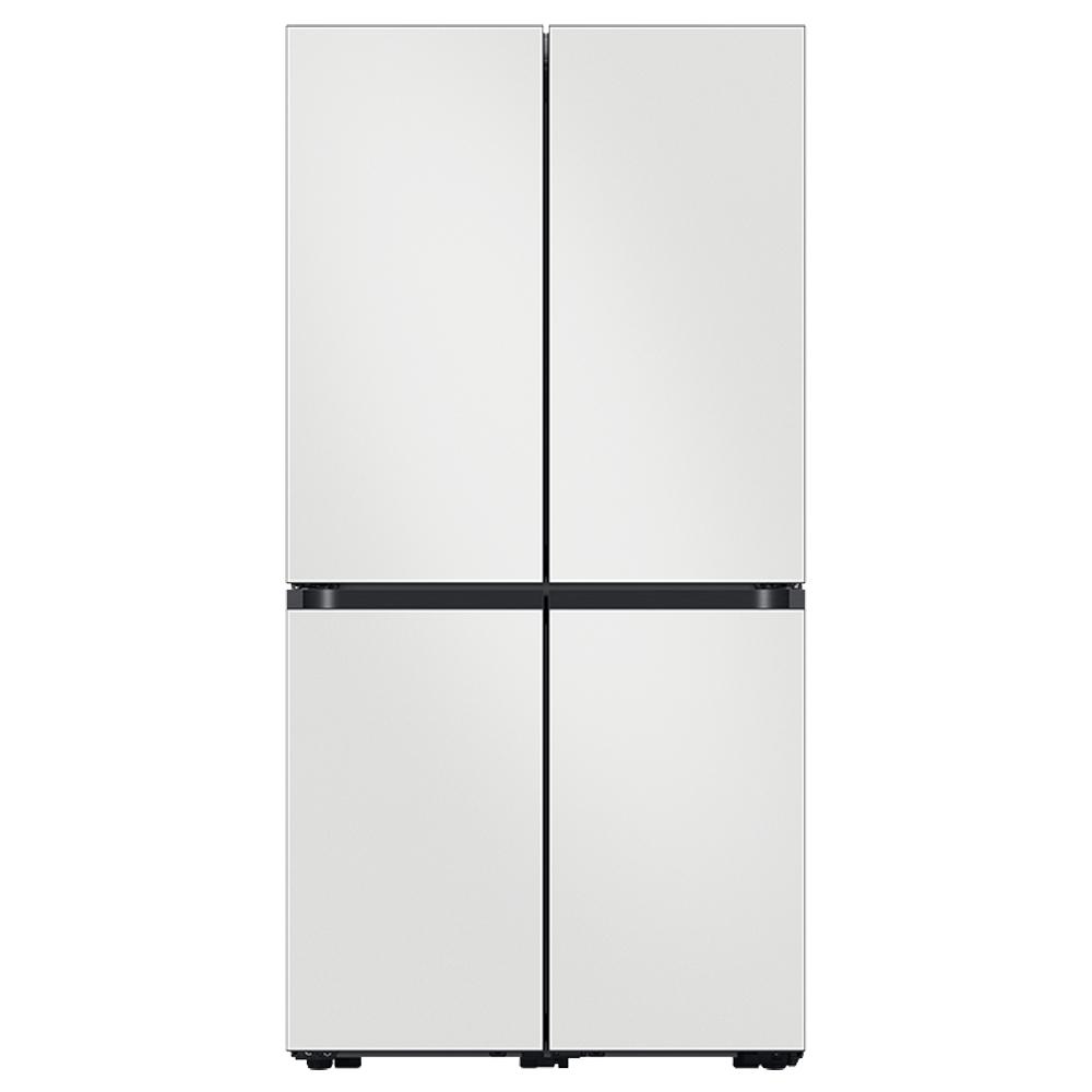 삼성전자 BESPOKE 4도어 프리스탠딩 냉장고 RF85A911101 875L 방문설치-6-5259281983