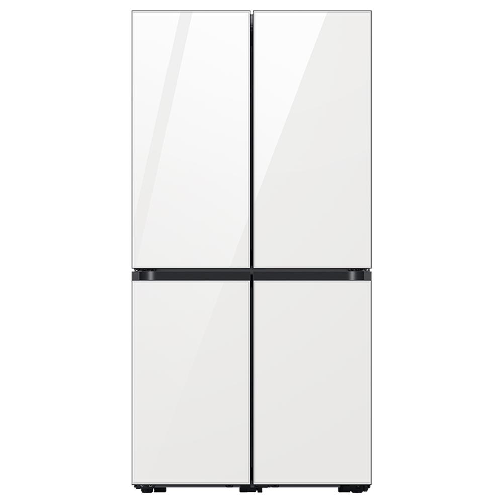 삼성전자 BESPOKE 4도어 프리스탠딩 냉장고 RF85A911135 875L 방문설치-2-5259281960
