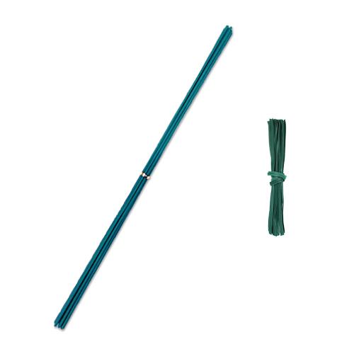 호미닷컴 FRP 국화 지지대 12mm x 120cm 파랑, 5개 (POP 5263768045)