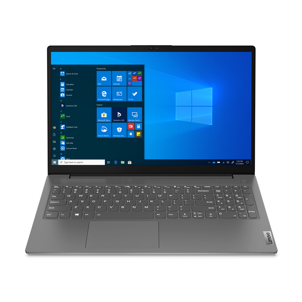 레노버 노트북 Iron Gray V15 ITL 82KB002LKR(i5-1135G7 39.6cm), Win10 Home, NVMe 256GB, 8GB