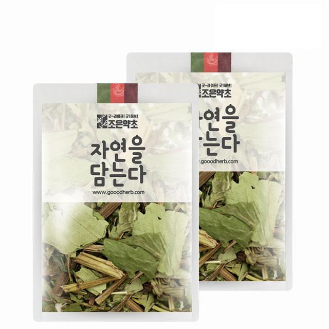조은약초 프리미엄 삼백초 잎, 200g, 2개