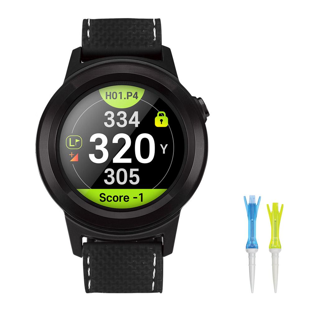골프버디 aim W11 골프 거리측정 GPS 워치 + 골프티 2p 세트, 랜덤발송(골프티)-5-5498699727