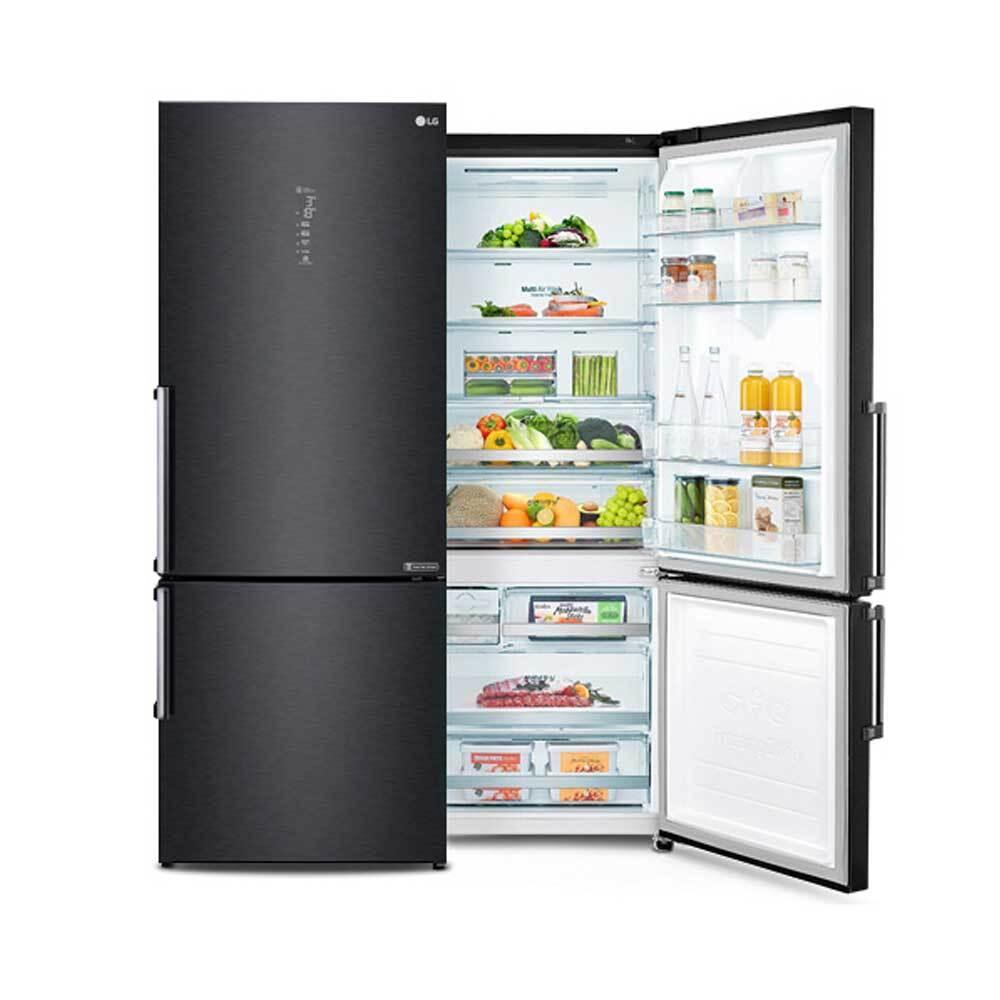 LG전자 모던엣지 냉장고 2도어 맨해튼미드나잇 M459M 462L 방문설치 (POP 5379208275)