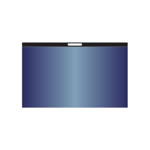 스크린수트 맥북에어 13 2016~2020 자석식 탈부착 보안필름 블루, 1개