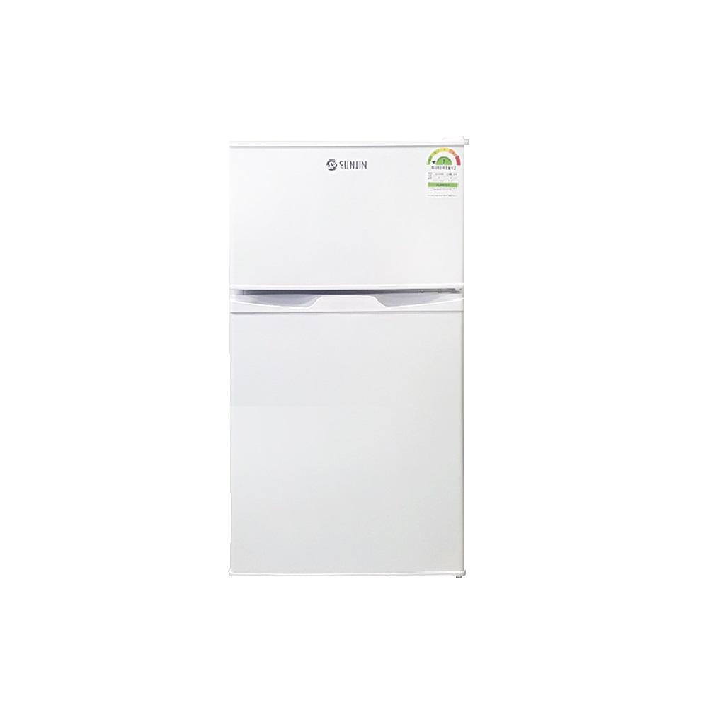 선진전자 1등급 슬림형 냉장고 소형 85L 화이트 방문설치, SJ-095W