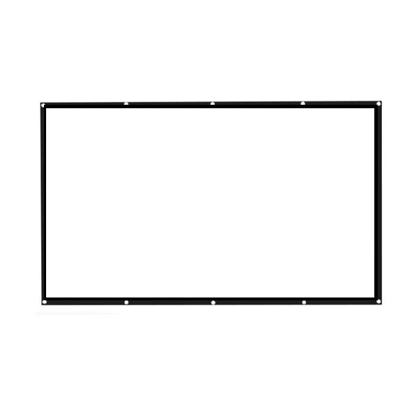 러브트리스 빔프로젝터  1.2 x 0.9 m, 60인치 4:3 (POP 4780146531)