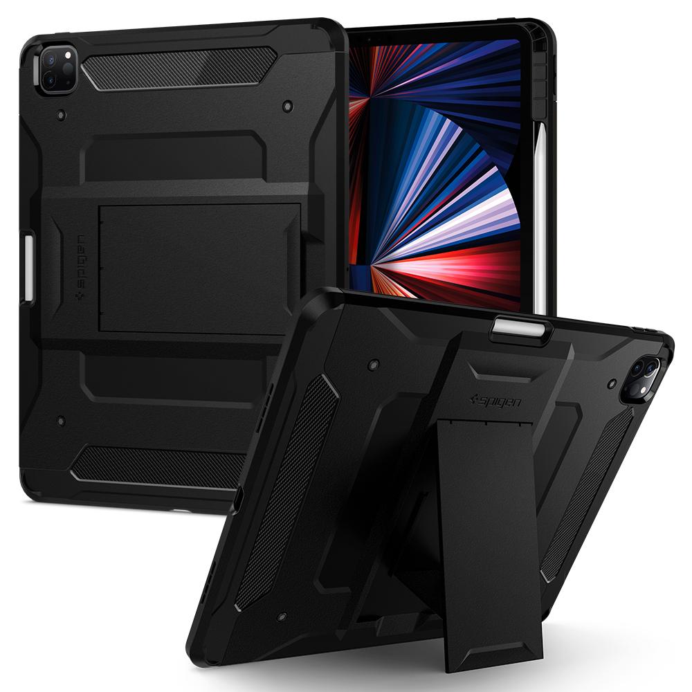 슈피겐 터프아머프로 2nd 태블릿PC 케이스 ACS02966, 블랙-14-5525299884
