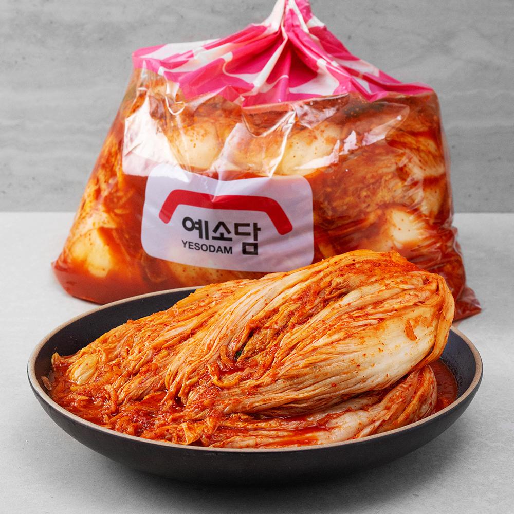 예소담 감칠맛 포기김치, 10kg, 1개