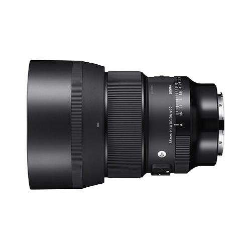 시그마 DG DN 소니 FE 마운트 망원 렌즈 A 85mm F1.4