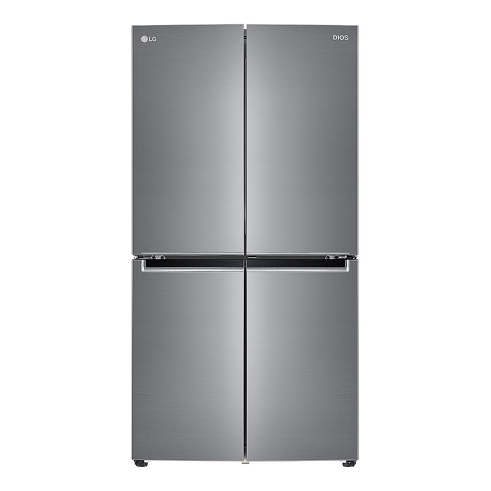 LG전자 디오스 매직스페이스 냉장고 F873S30 866L 방문설치 (POP 5560414371)
