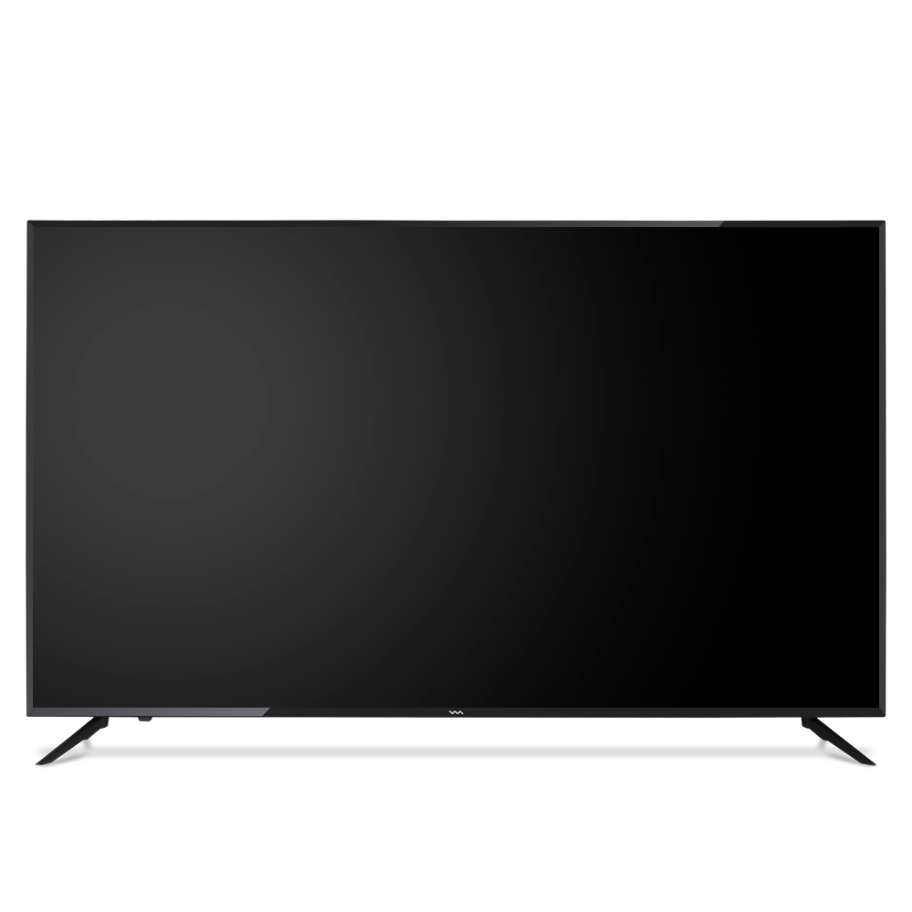 와사비망고 구글 4K UHD D LED 164cm WM SLIM SMART AI TV, 벽걸이형, 방문설치 (POP 5562886048)