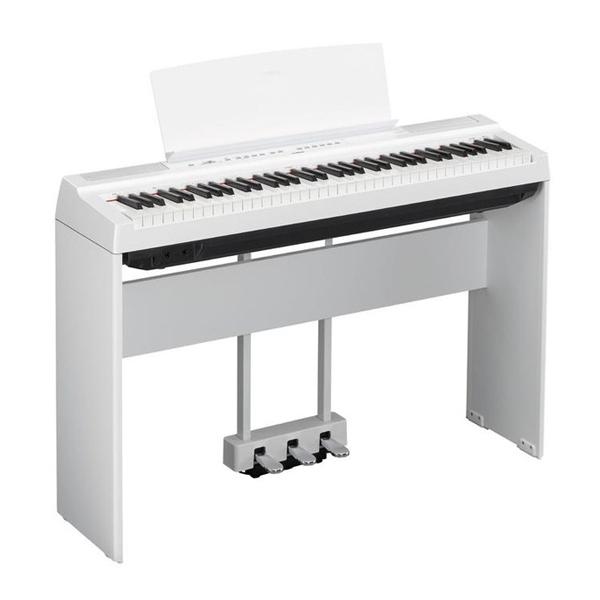 [야마하 건반] 야마하 디지털 피아노 73건반 P-121WH, 화이트 - 랭킹4위 (540000원)