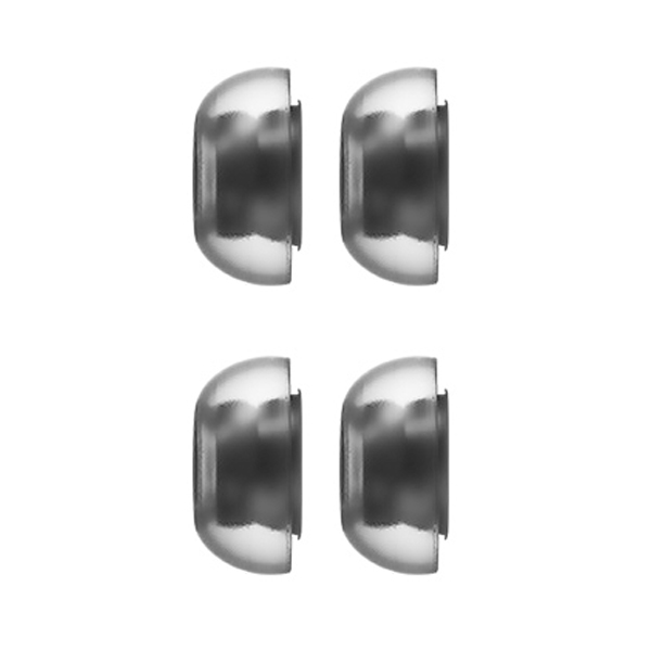 아즈라 에어팟 프로용 크리스탈 이어팁 L 2세트, 혼합색상-23-5568112078