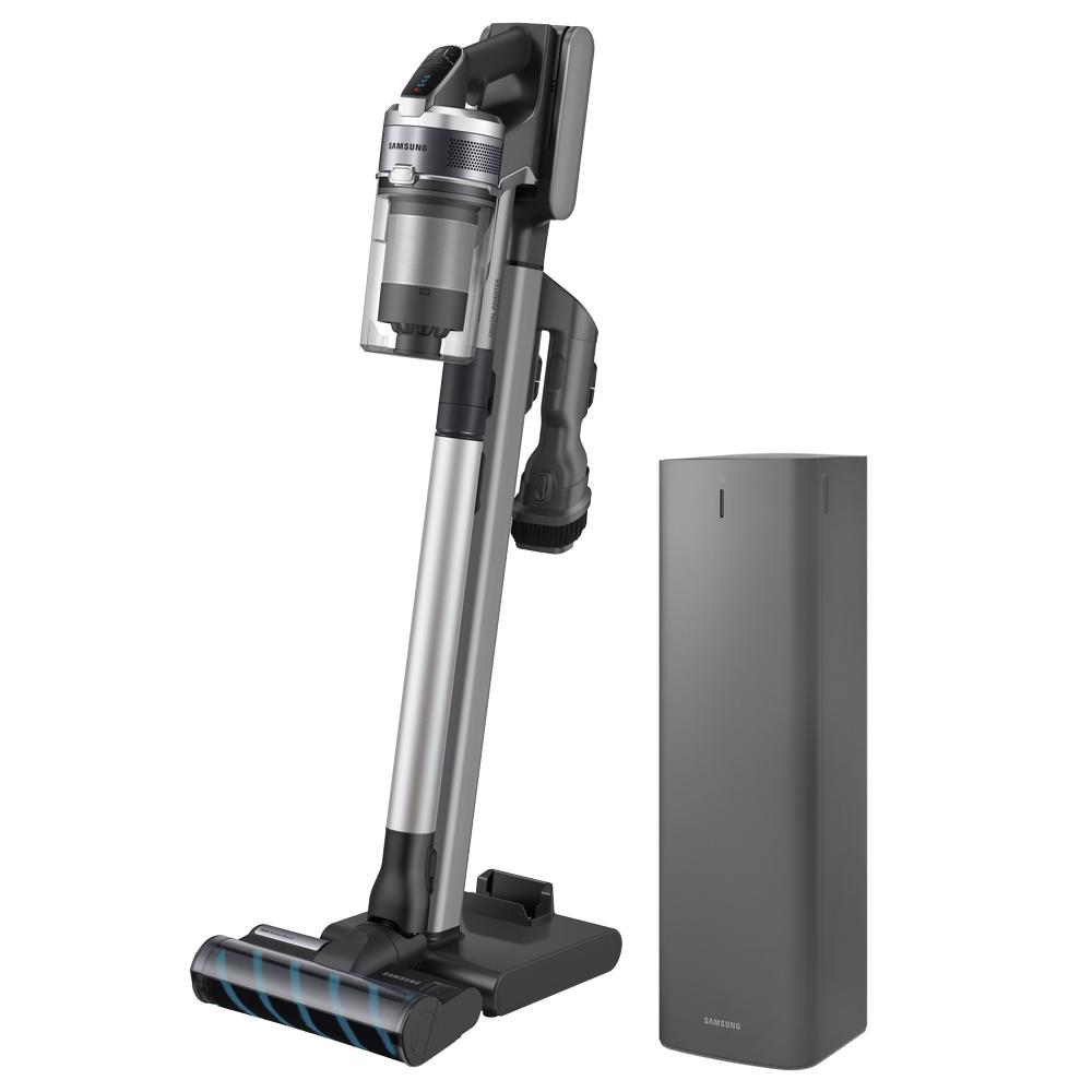 삼성전자 제트 SE 무선 청소기 청정스테이션패키지 200W VS20T9213QACC 방문설치, VS20T9213QACC (VS20T9213QA+VCA-SAE90C), 실버(청정스테이션), 티탄 그레이(무선청소기)-7-5568627730