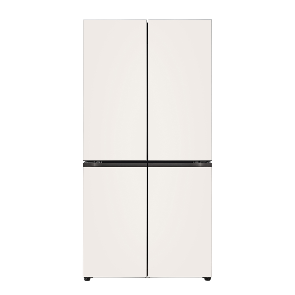LG전자 오브제컬렉션 매직스페이스 상냉장 하냉동 냉장고 M871GBB151 870L 방문설치 (POP 5587277793)
