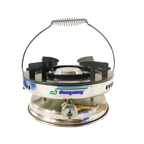 동성 해바라기 부탄가스용 가스버너 DSR 1005-1, 혼합색상, 1개